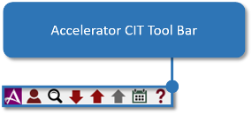 Office Accelerator CIT Tool Bar
